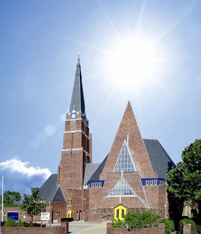 Kerkgebouw Gereformeerde Kerk Andijk