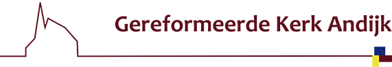 Gereformeerde Kerk Andijk Logo